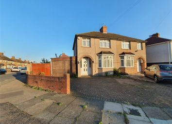 Thumbnail 3 bed semi-detached house to rent in Princess Park Lane, Hayes, Middlesex