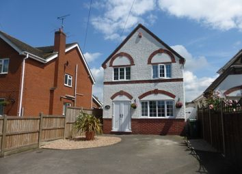 Thumbnail 3 bed detached house for sale in Tewkesbury Road, Longford, Gloucester