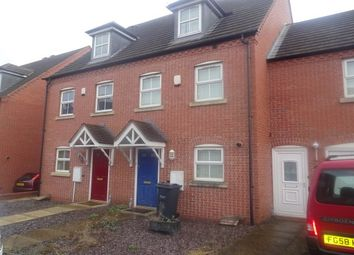 Thumbnail 4 bedroom property to rent in Harrington Croft, West Bromwich