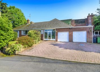 Thumbnail 5 bedroom detached bungalow for sale in Syroan, Quarry Lane, Red Lake, Shropshire