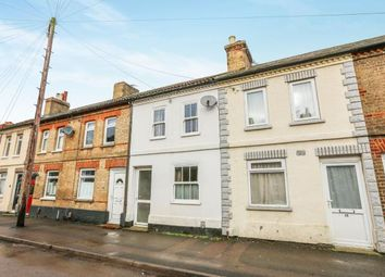 Thumbnail 2 bedroom terraced house for sale in Lawrence Road, Biggleswade, Bedfordshire, .