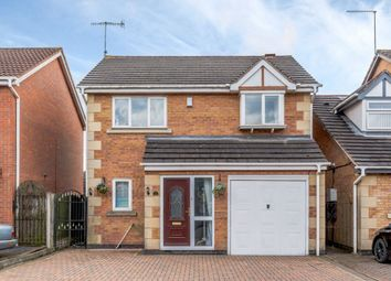 Thumbnail 3 bed detached house for sale in Dairyfields Way, Stoke-On-Trent, Staffordshire