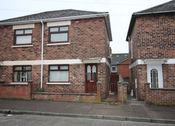 Thumbnail 2 bedroom terraced house for sale in Ainsworth Pass, Shankill, Belfast