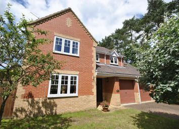 Thumbnail 4 bed detached house for sale in Sego Vale, Taverham, Norwich