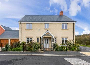Thumbnail 4 bed detached house for sale in Clos Melin Coed, Little Mill, Monmouthshire
