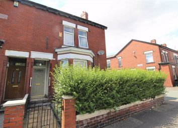 Thumbnail 4 bed end terrace house for sale in Clarence Road, Longsight, Manchester