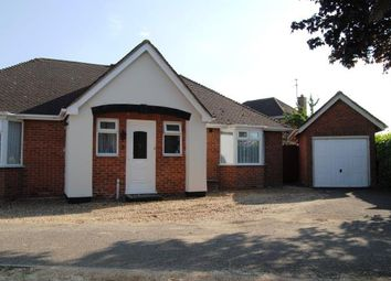 Thumbnail 3 bed bungalow for sale in Heron Road, Wisbech