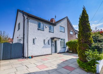 Thumbnail 3 bed semi-detached house for sale in Acacia Avenue, Hale, Altrincham