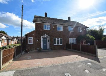 Thumbnail 3 bedroom semi-detached house for sale in Mountfield Close, Stanford-Le-Hope, Essex