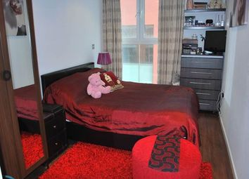 Thumbnail 1 bedroom flat to rent in The Oxygen, 18 Western Gateway, Royal Victoria, London