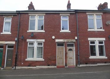 Thumbnail 2 bed flat for sale in Police Houses, Churchill Street, Wallsend