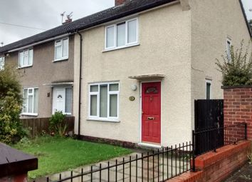 Thumbnail 1 bed terraced house to rent in Tickle Avene, Parr, St Helens