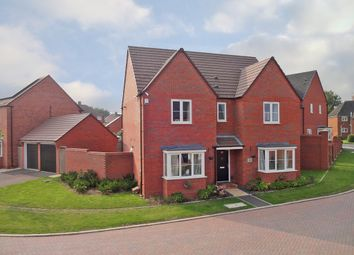 Thumbnail 4 bed detached house for sale in Shadow Close, Cofton Hackett