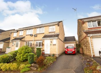 Thumbnail 3 bed semi-detached house for sale in Corbett Grove, Caerphilly