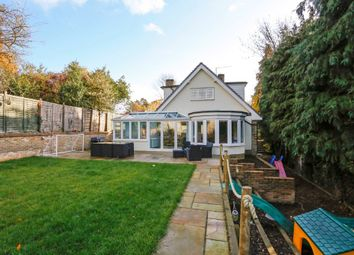 Thumbnail 4 bed detached house for sale in Gravel Hill Crescent, Peppard Common, Henley-On-Thames