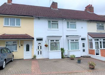 Thumbnail 2 bed terraced house for sale in Lilley Lane, Northfield, Birmingham