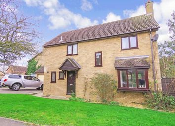 Thumbnail 4 bed detached house for sale in St. Davids Way, Sawtry, Huntingdon