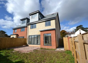 Thumbnail 4 bed detached house for sale in Cyprus Avenue, Exmouth, Devon