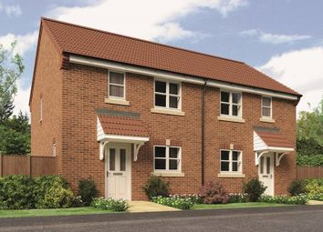 Thumbnail 3 bed semi-detached house for sale in Chestnut Grove, Loxley Road, Wellesbourne, Warwickshire