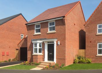 "Thumbnail 4 bed semi-detached house for sale in ""Irving"" at Priorswood, Taunton"