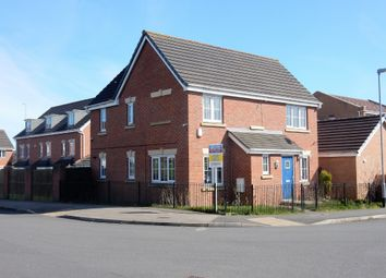 Thumbnail 4 bedroom detached house for sale in Celtic Fields, Worksop