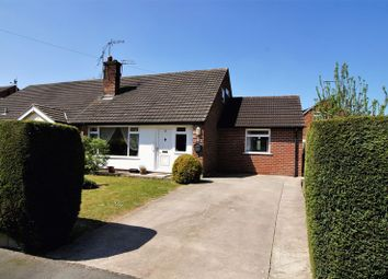 Thumbnail 2 bed bungalow for sale in St. Oswalds Crescent, Brereton, Sandbach