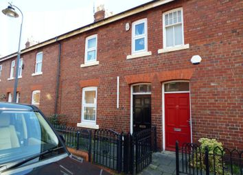 Thumbnail 3 bed terraced house for sale in Richardson Street, Heaton, Newcastle Upon Tyne
