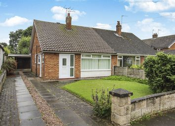 Thumbnail 2 bed bungalow for sale in Ullswater Road, Congleton