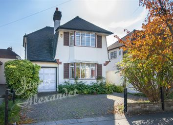 Thumbnail 3 bed detached house for sale in Gibsons Hill, London