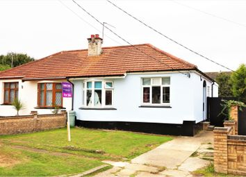 3 bed semi-detached bungalow for sale in York Avenue, Corringham, Stanford-Le-Hope SS17