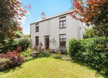 Thumbnail 4 bed detached house for sale in Llanynghenedl, Holyhead, Anglesey