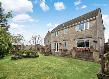 Thumbnail 4 bed detached house for sale in Alexander Drive, Cirencester