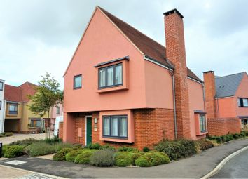 Thumbnail 3 bed detached house for sale in Preston Road, Sudbury