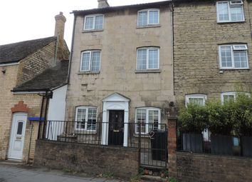 Thumbnail 4 bed town house to rent in North Street, Stamford, Lincolnshire