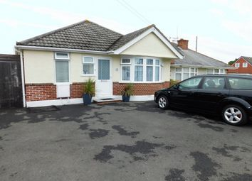Thumbnail 3 bed bungalow to rent in Hinchliffe Road, Hamworthy, Poole, Dorset