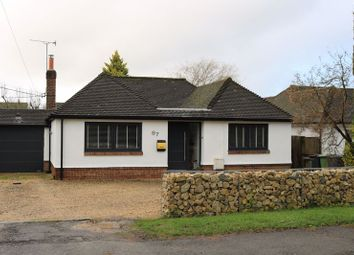 Thumbnail 4 bed detached bungalow for sale in Extended Detached Bungalow, Four Double Bedrooms, Village Location
