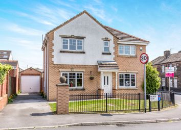 Thumbnail 4 bedroom detached house for sale in Fulneck Court, Pudsey