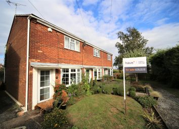 Thumbnail 2 bed end terrace house for sale in Chestnut Mews, Mansfield