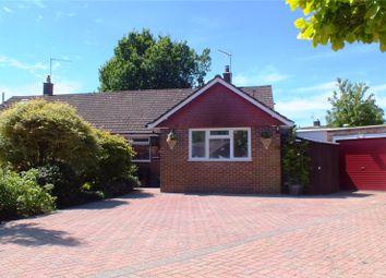 Thumbnail 3 bed semi-detached bungalow for sale in Montrose Close, Fleet