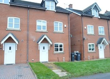 Thumbnail 3 bed semi-detached house to rent in Waters Edge Close, Near Keele, Newcastle