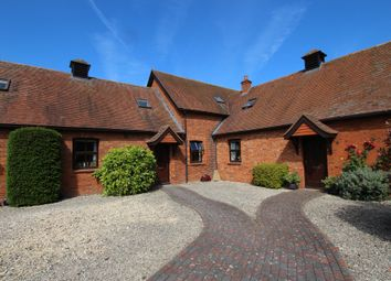Thumbnail 4 bed barn conversion to rent in Hatchgate Court, Lines Road, Hurst