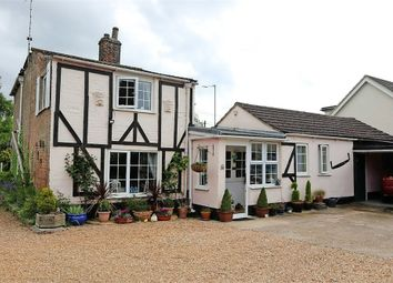 Thumbnail 3 bed detached house for sale in Main Road, West Winch, King's Lynn, Norfolk