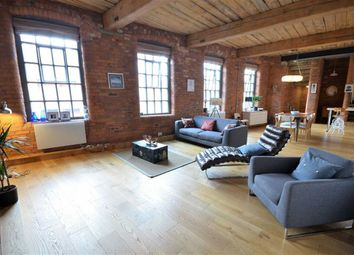 Thumbnail 2 bed flat for sale in Albert Mill, 50 Ellesmere Street, Manchester