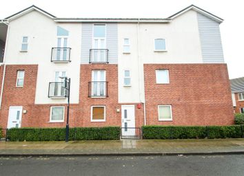 Thumbnail 1 bed flat for sale in Cresswell Road, Hanley, Stoke-On-Trent