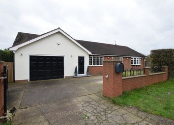 Thumbnail 5 bed detached bungalow for sale in Wild Hill, Teversal, Sutton-In-Ashfield, Nottinghamshire