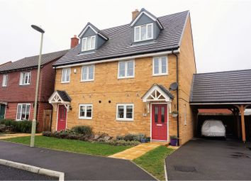 Thumbnail 3 bed semi-detached house for sale in Hadleigh Street, Ashford