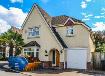Thumbnail 4 bed detached house for sale in Cobbs Lane, Crewe