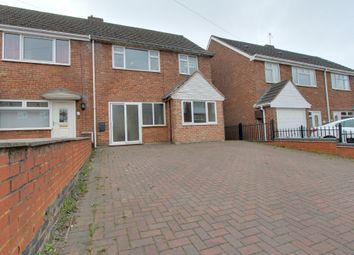Thumbnail 3 bed semi-detached house for sale in Stretton Street, Glascote, Tamworth