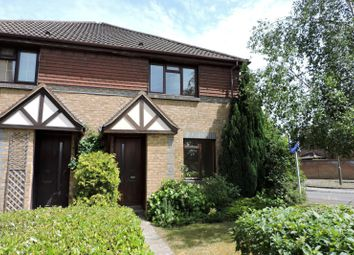 Thumbnail 1 bedroom end terrace house to rent in Dairymans Walk, Burpham, Guildford