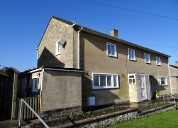 Thumbnail 3 bed semi-detached house for sale in Ashford Road, Moorfields, Bath